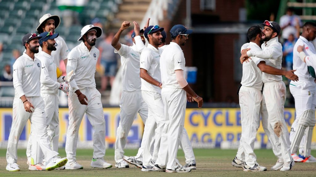 Kohli and his men will take on England in a five-match series.