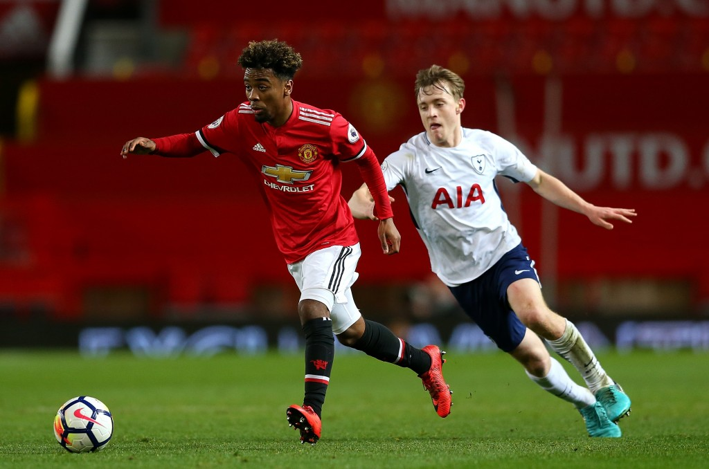 Angel Gomes is the youngest player to play for Manchester United in the Premier League era
