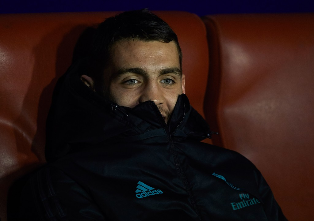 With plenty of competition in midfield, Mateo Kovacic has had to settle for a spot on the bench regularly