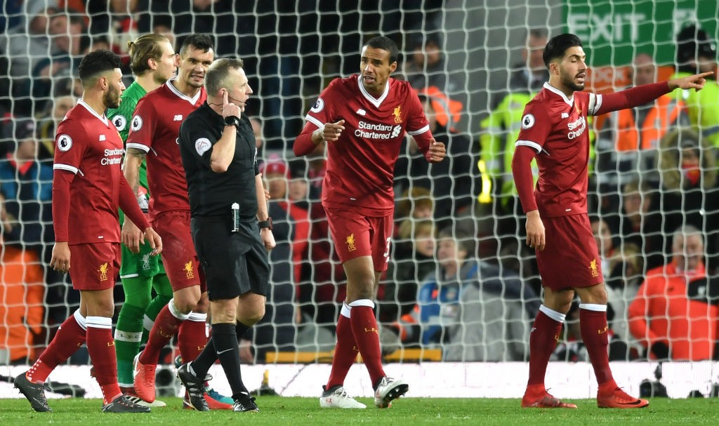 Matip's season ended with a thigh injury in March.