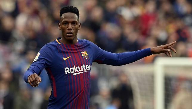 Yerry Mina's Agent: Mina Wants To Stay