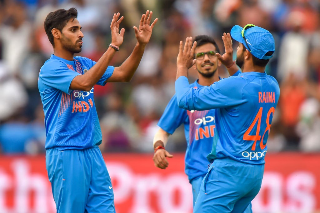 India will be sweating it over Bhuvneshwar's fitness woes.