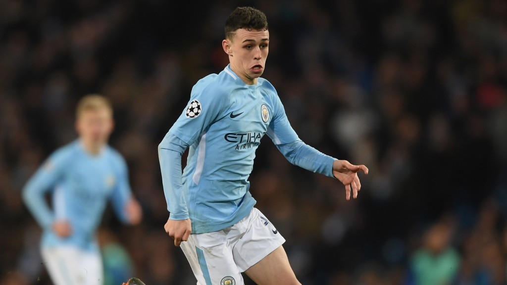 Phil Foden's breakthrough came last season, but he'll be hoping for more this time around