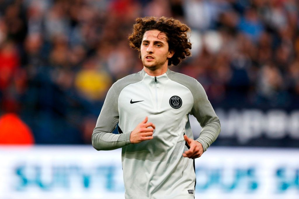 Adrien Rabiot is on Barca's shopping list.
