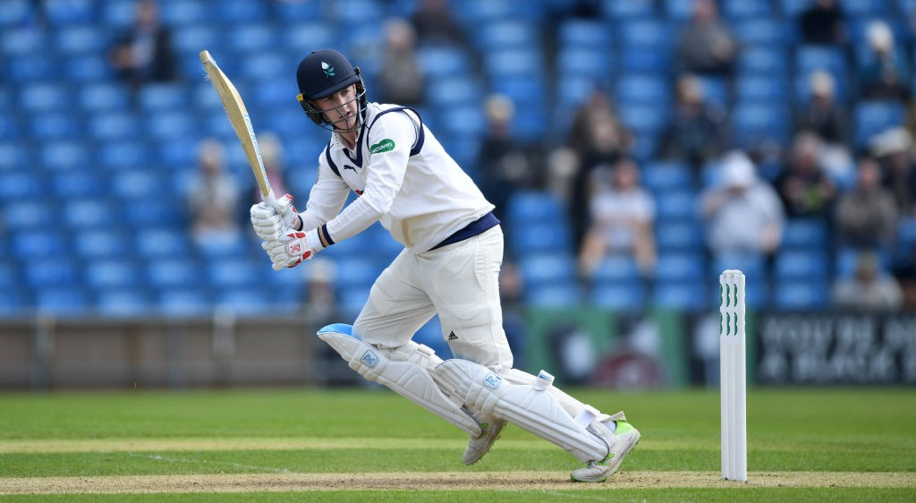 Harry Brook is of the brightest English batting talents.