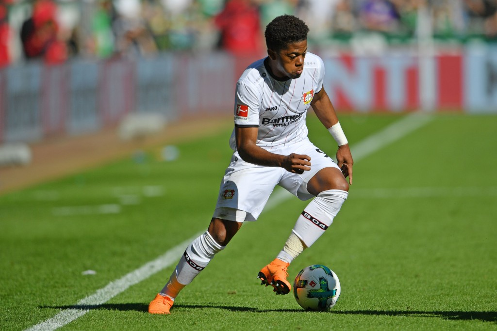Leon Bailey has made a name for himself after an excellent first full season at Bayer Leverkusen