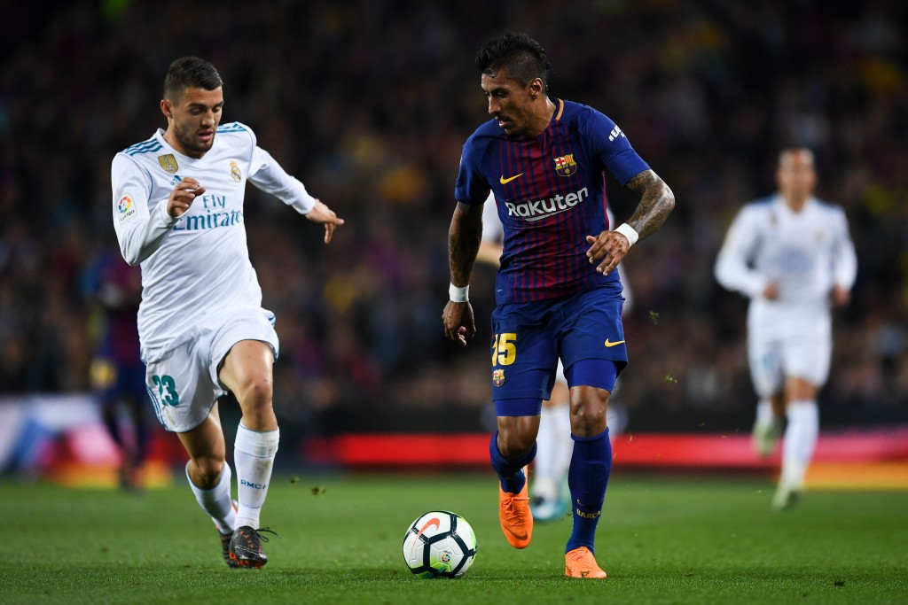 Mateo Kovacic (l) has struggled to hold down a regular starting spot at Real Madrid