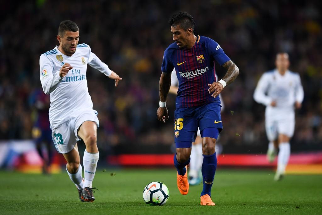 Mateo Kovacic (l) has struggled to hold down a regular starting spot at Real Madrid