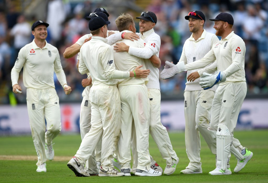 Vaughan wants Root's men to channel their Headingley aggression.