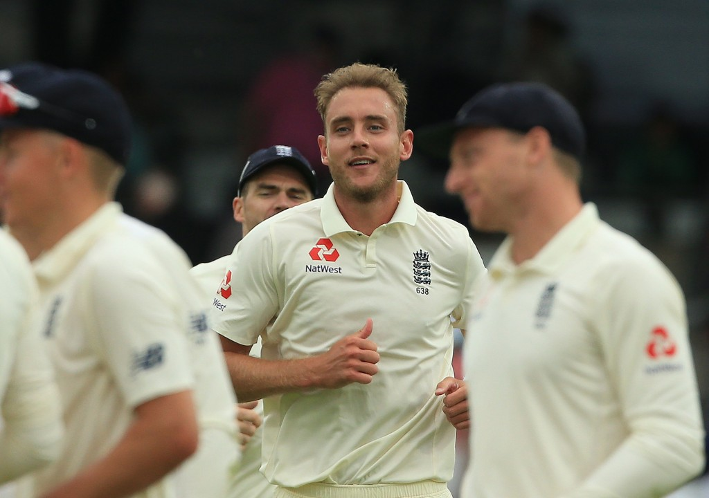 Broad will relish bowling against India in his own backyard.