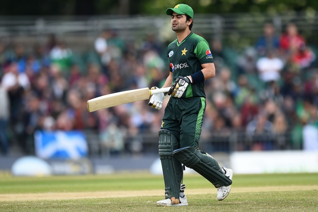 Shehzad could face a minimum suspension of three months.