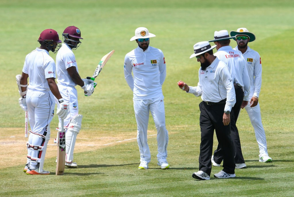Chandimal was recently found guilty of tampering with the ball.