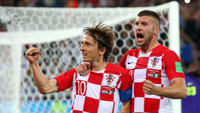 Croatia have been excellent in Russia, but were uninspiring against Denmark.