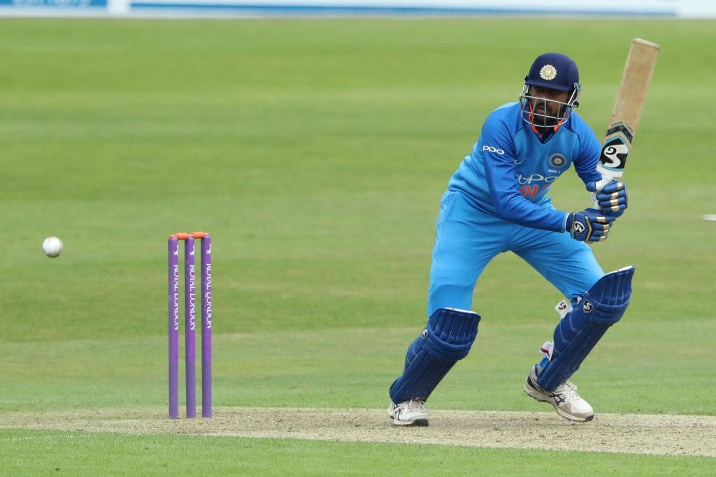 Krunal Pandya is in frame to replace the injured Sundar.