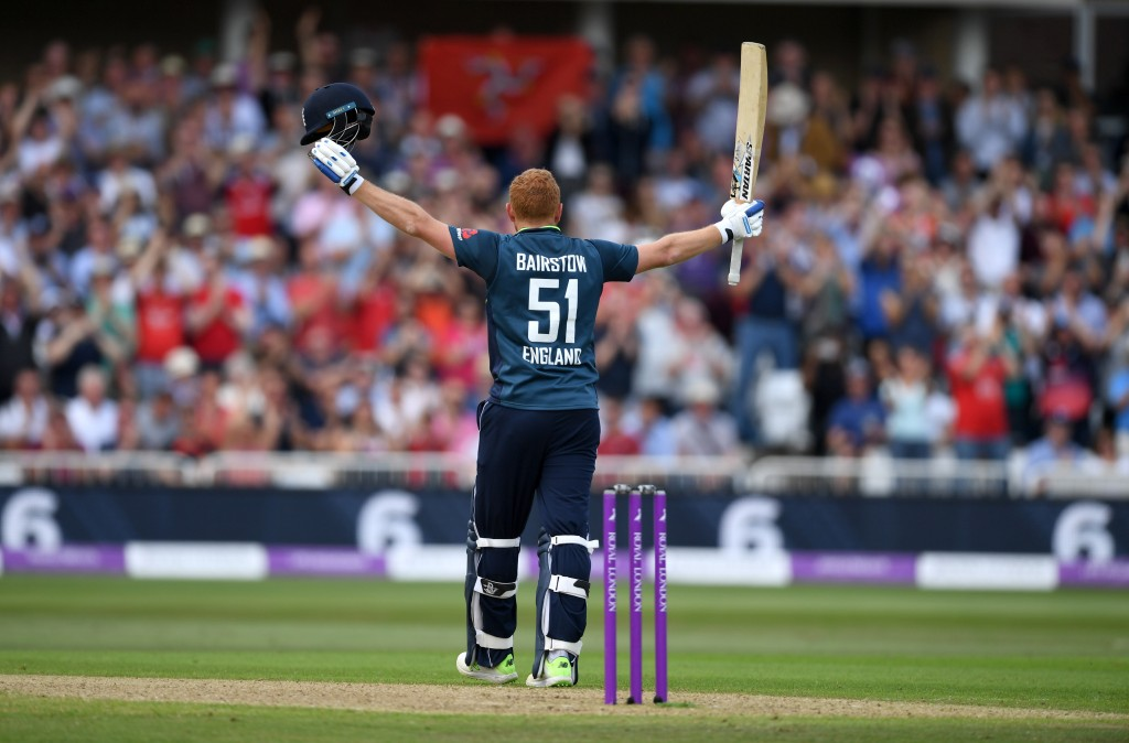 England scored a world record 481 at the ground recently.