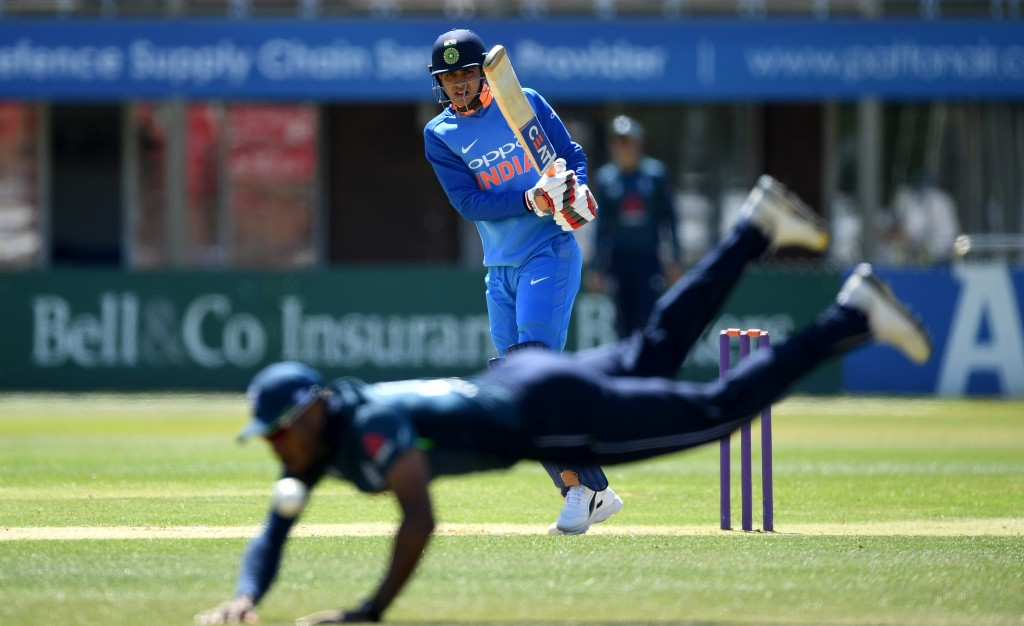 Shubman Gill was the MVP in the U19 World Cup.
