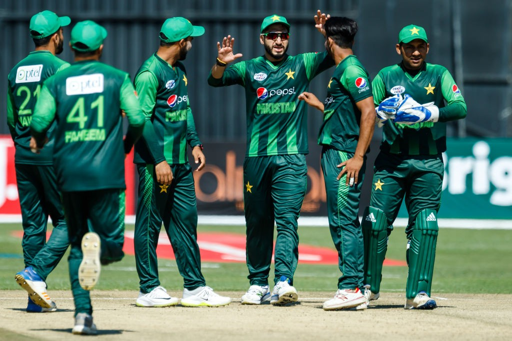 Pakistan are looking to confirm their spot in the final.