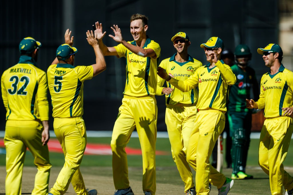 Stanlake's bounce was too hot to handle for Pakistan.