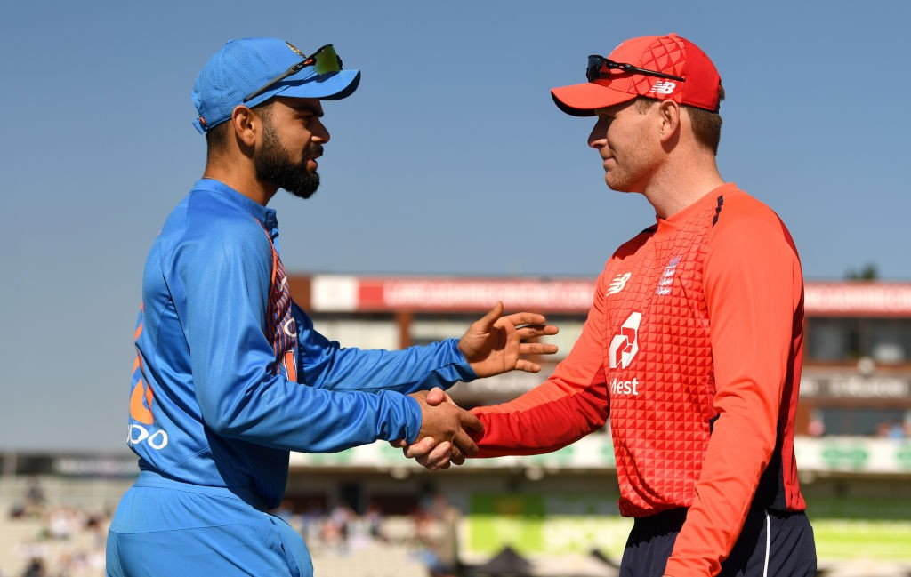 The two ODI outfits in the world will tussle for the No1 crown.
