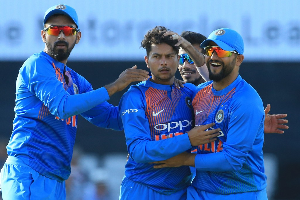 Kuldeep Yadav and Chahal could be forced to alter their strategy.