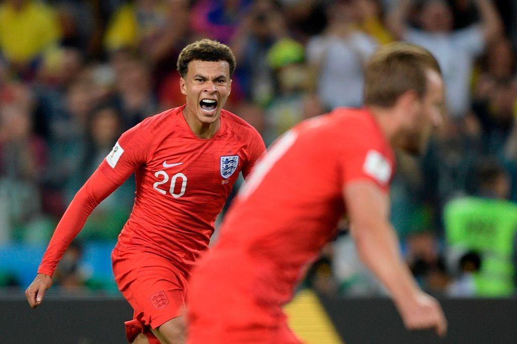 Southgate hs allayed concerns over Alli's fitness.