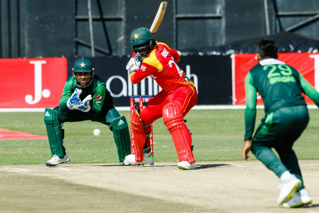 Solomon Mire's 94-run knock for Zimbabwe went in vain.