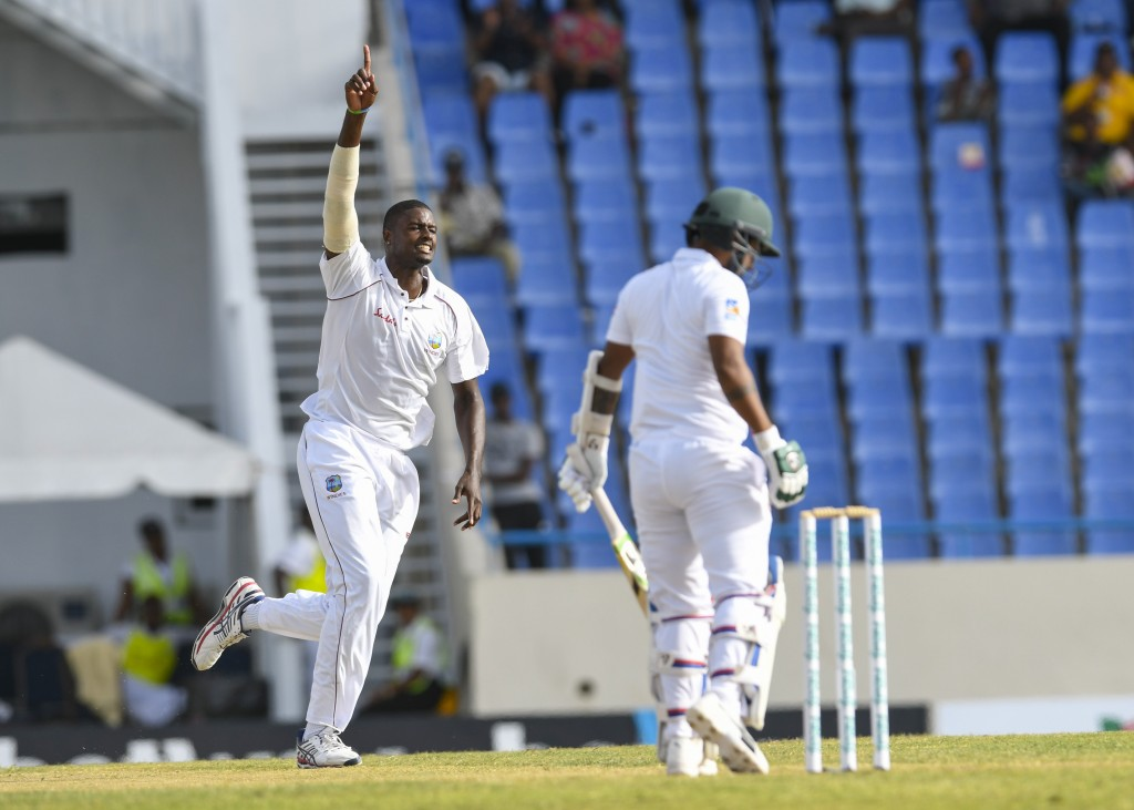 West Indies' pacers have been on song in the series.