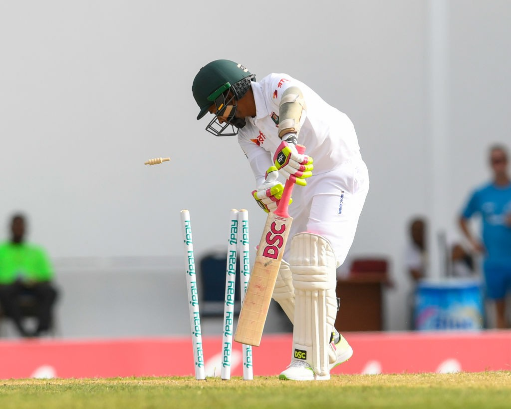 Mushfiqur Rahim was one of Gabriel's four victimes.