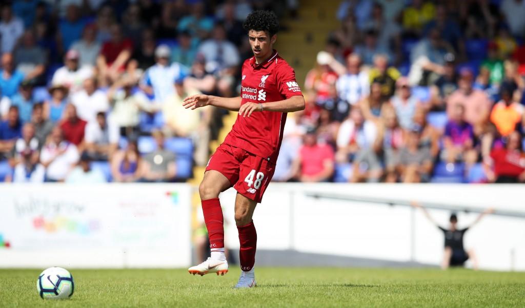 Curtis Jones has been compared to Liverpool legend Steven Gerrard.