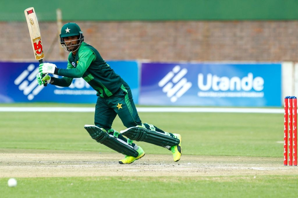 Fakhar was on song throughout the tri-series.
