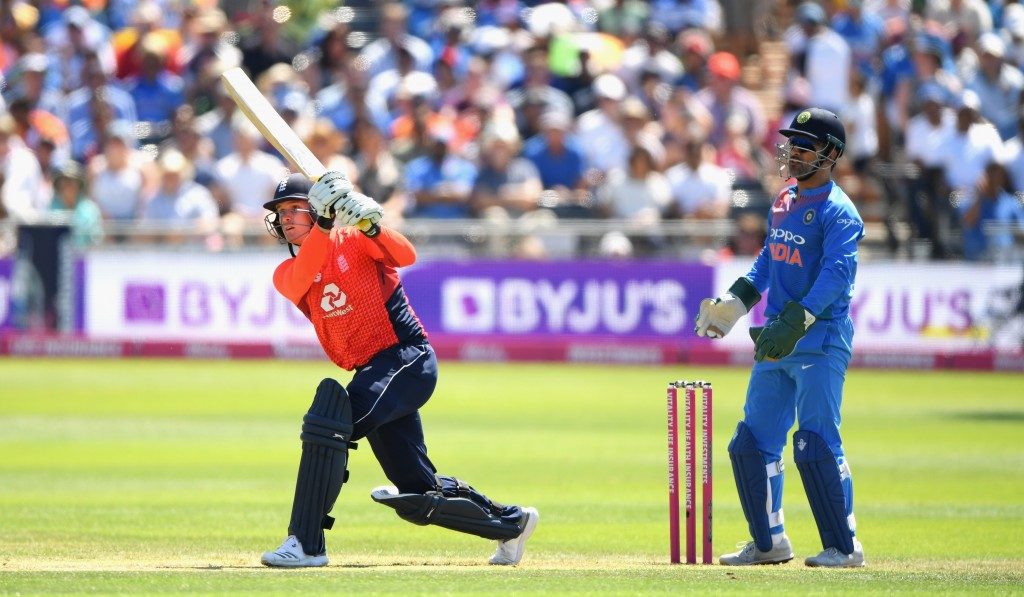 Jason Roy gave England a rollicking start at Bristol.