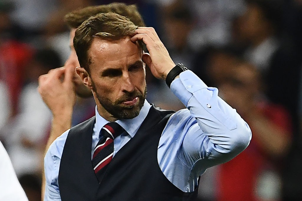 Gareth Southgate did not have the right answers.
