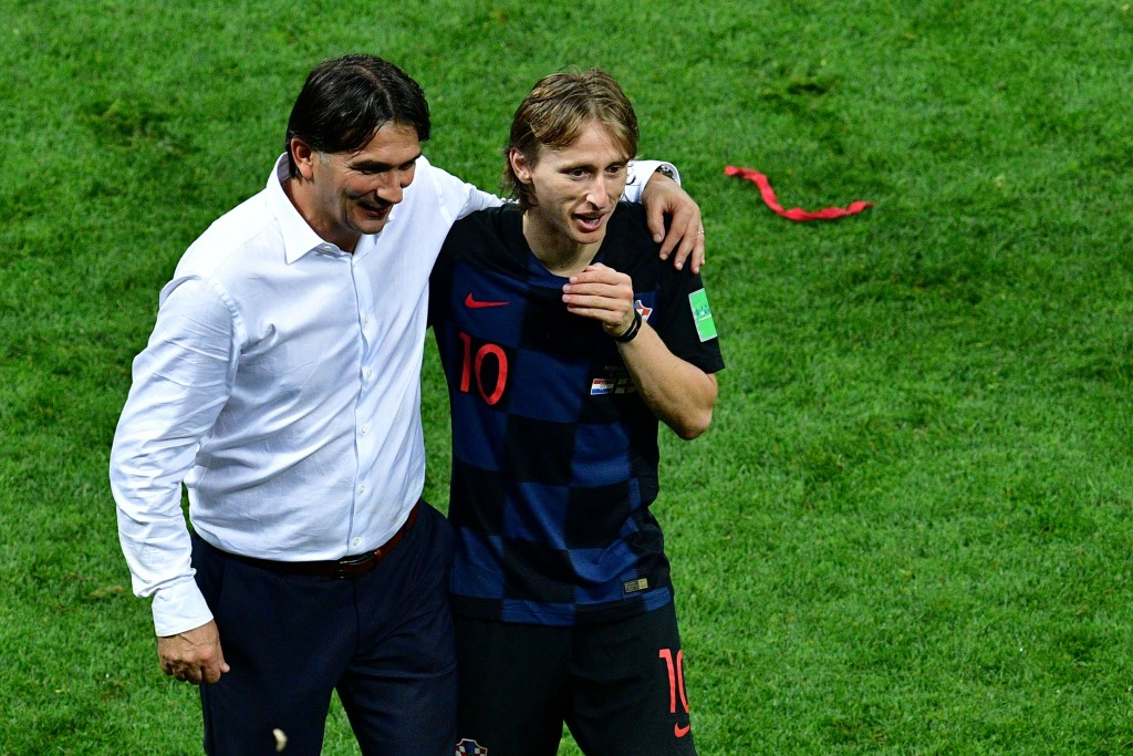 The Croatia coach echoed the sentiments of skipper Luka Modric.
