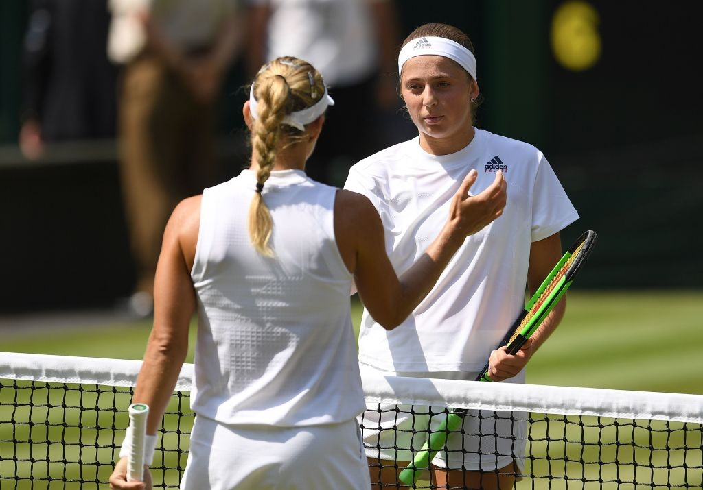 Ostapenko had an off-day against Kerber in the semi-final.
