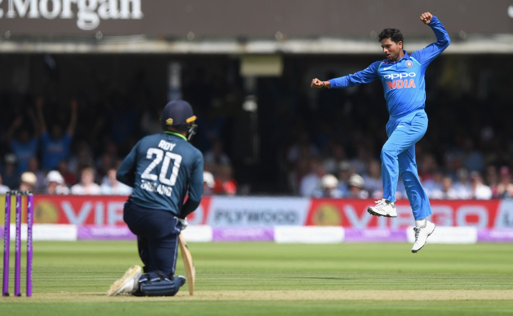 England are yet to completely solve the Kuldeep puzzle.