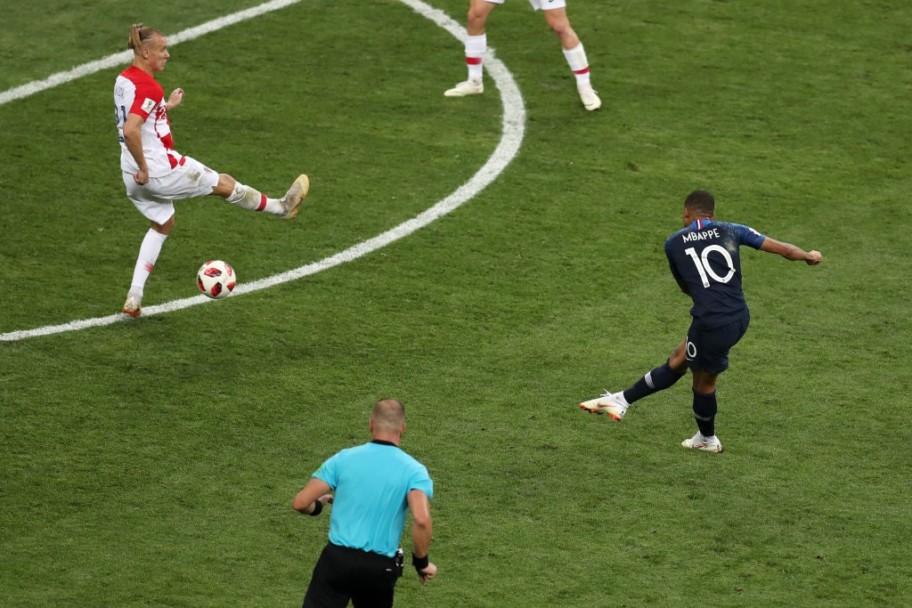 France v Croatia - 2018 FIFA World Cup Russia Final