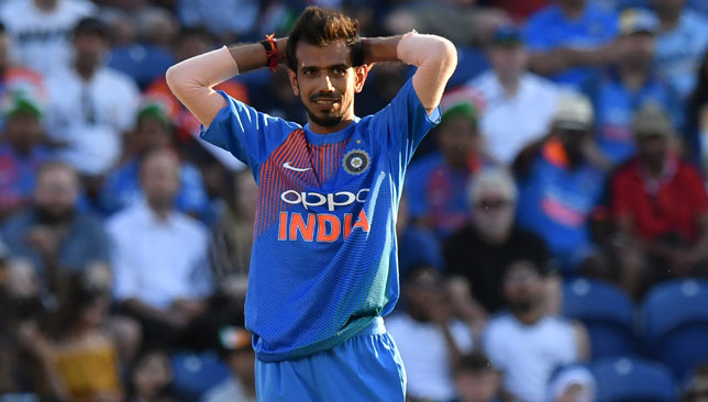 Chahal has had his say on England's performance in Cardiff.