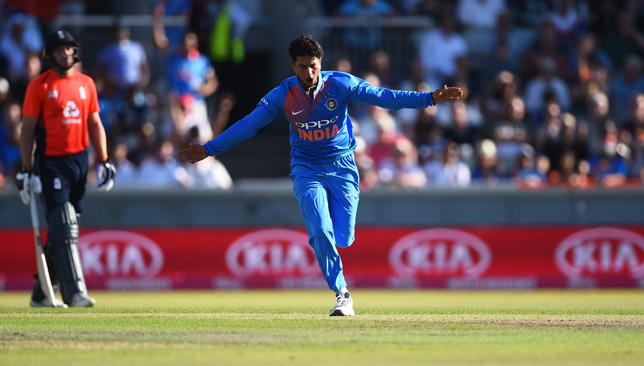 In form: Kuldeep Yadav