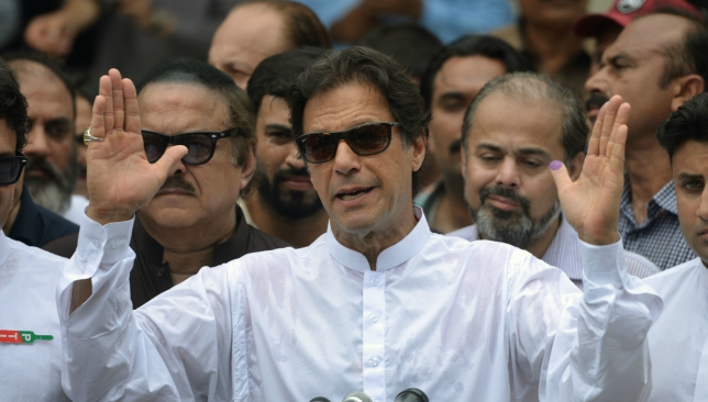Imran Khan is set to become the next Prime Minister of Pakistan.