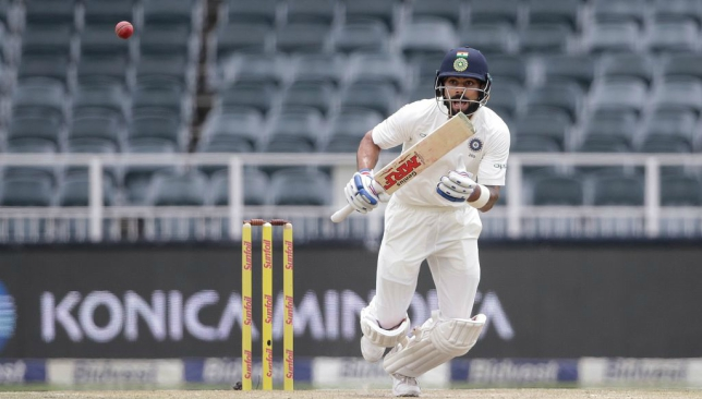 Kohli's form will be in focus during the five-match Test series.