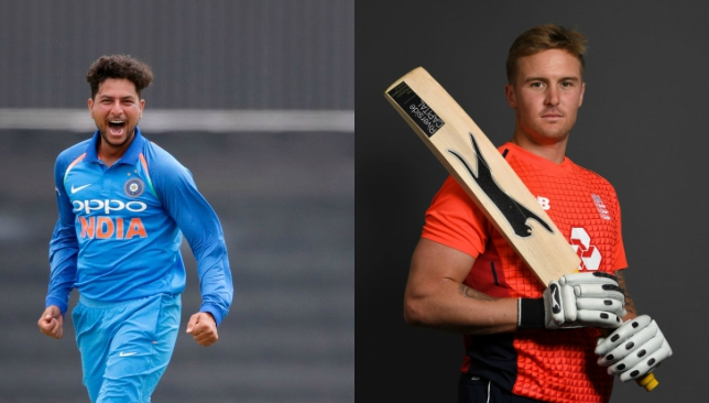 Kuldeep's battle against Jason Roy could be an intriguing one.