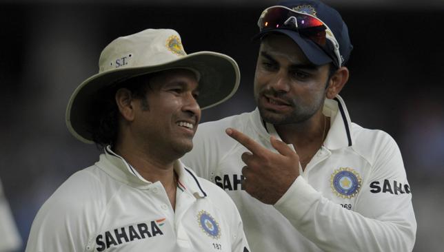 Tendulkar is highly impressed with Kohli.