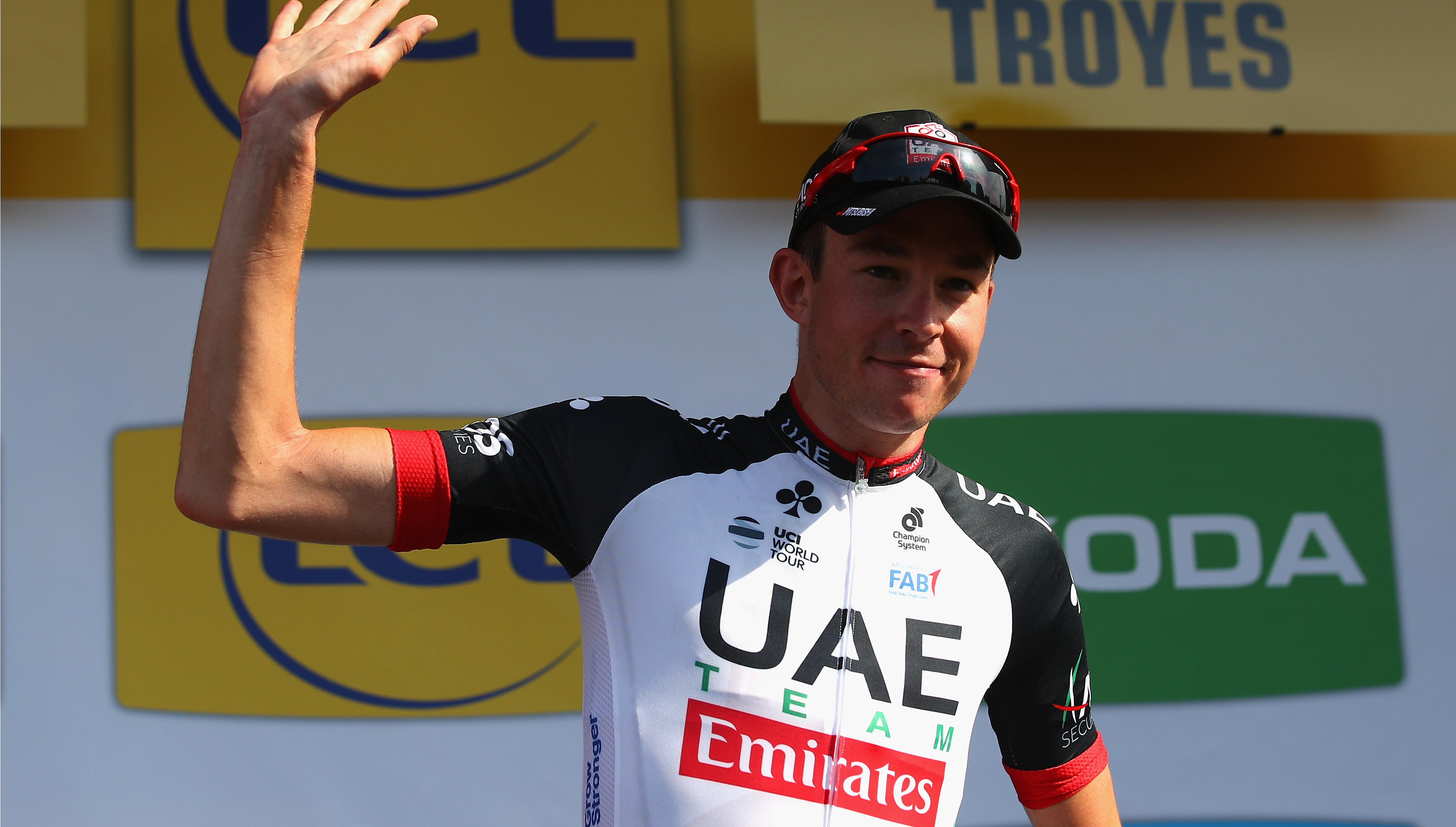 Cycling news  UAE Team Emirates  Vegard Stake Laengen looks past Tour de  France disappointment to challenges ahead - Article - Sport360 0ad8472dc