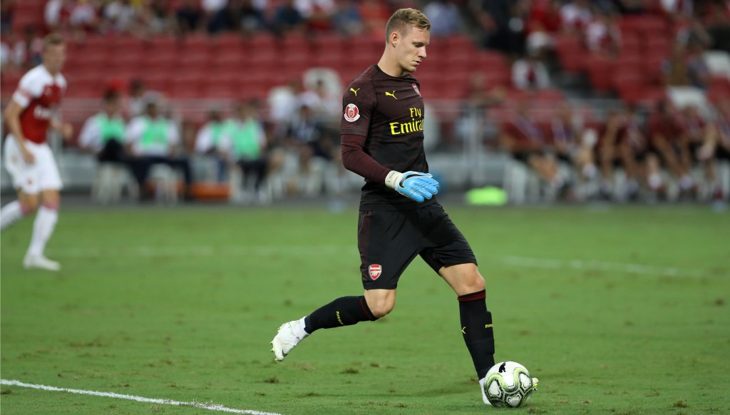 Bernd Leno, Arsenal.