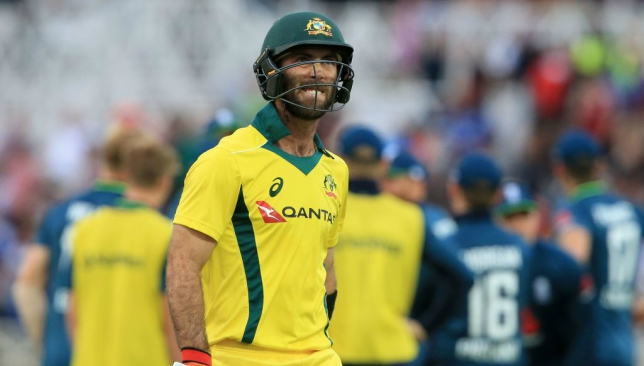 Glenn Maxwell has played only seven Tests so far in his career.