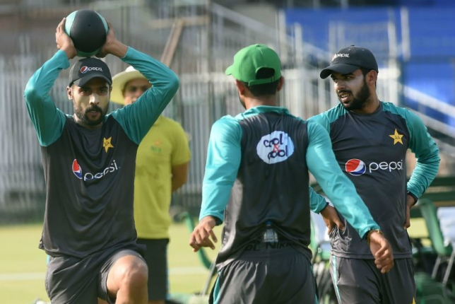 Amir has been managing a chronic knee injury for some time now.