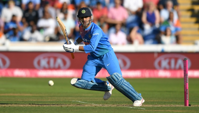 MS Dhoni turned 37 on Saturday.