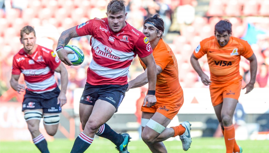 Malcolm Marx has been praised by veteran Schalk Brits.