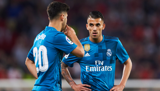 526b1b63817 Dani Ceballos and Marco Asensio can shine in Real Madrid s new  inter-Galactico empire