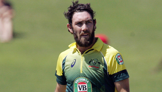 Maxwell was the subject of controversy at Harare.